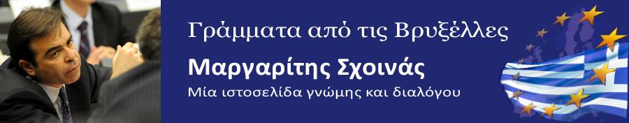 Μαργαρίτης Σχοινάς  - Ευρωβουλευτής